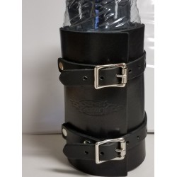 Liter Leather Bottle Holder