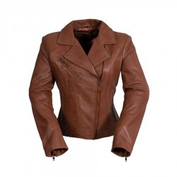 Betsy Women's Leather Jacket