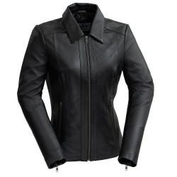 Patricia Women's Leather Jacket