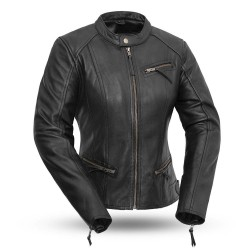 Fashionista Women's Motorcycle Jacket