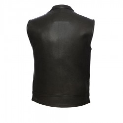 Rampage Leather Vest