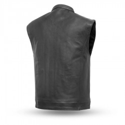 Club House Leather Vest